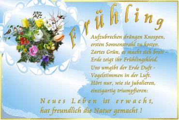 Wilhelm busch gedichte fruhling